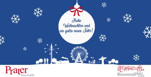 In Diesem Sinne Frohe Weihnachten.24 12 2018 Frohe Weihnachten Prater Vienna